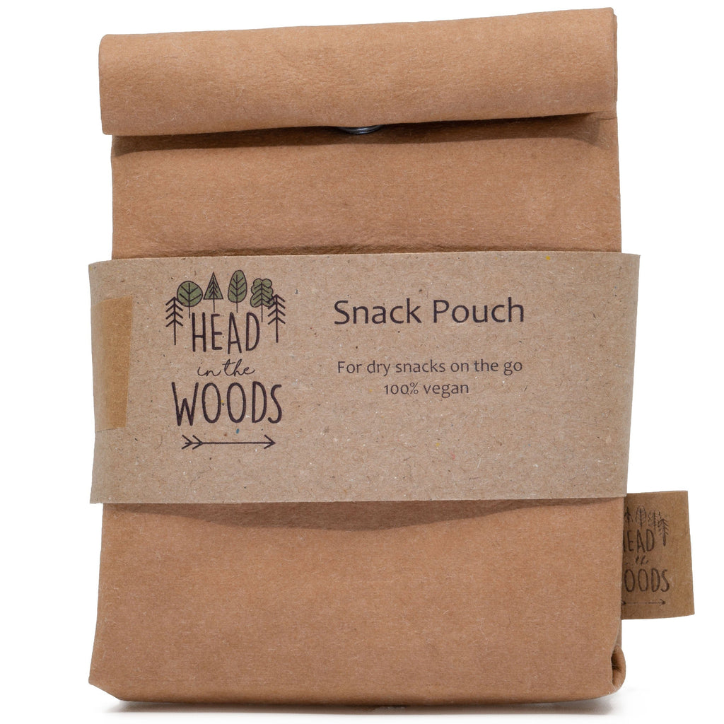 Snackzakje - Vegan Leer Head In The Woods