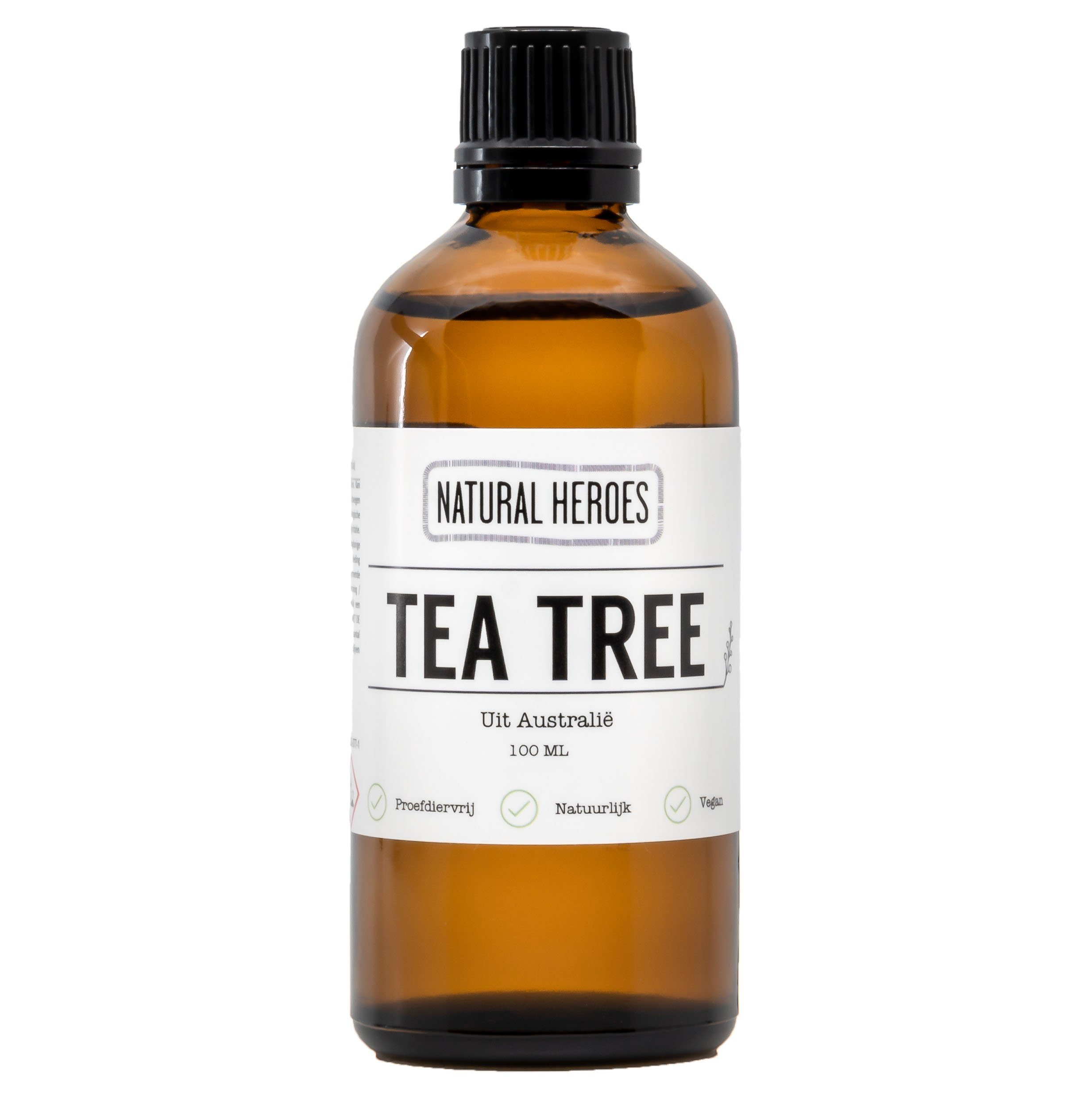 Tea Tree Olie Natural Heroes 100 ml
