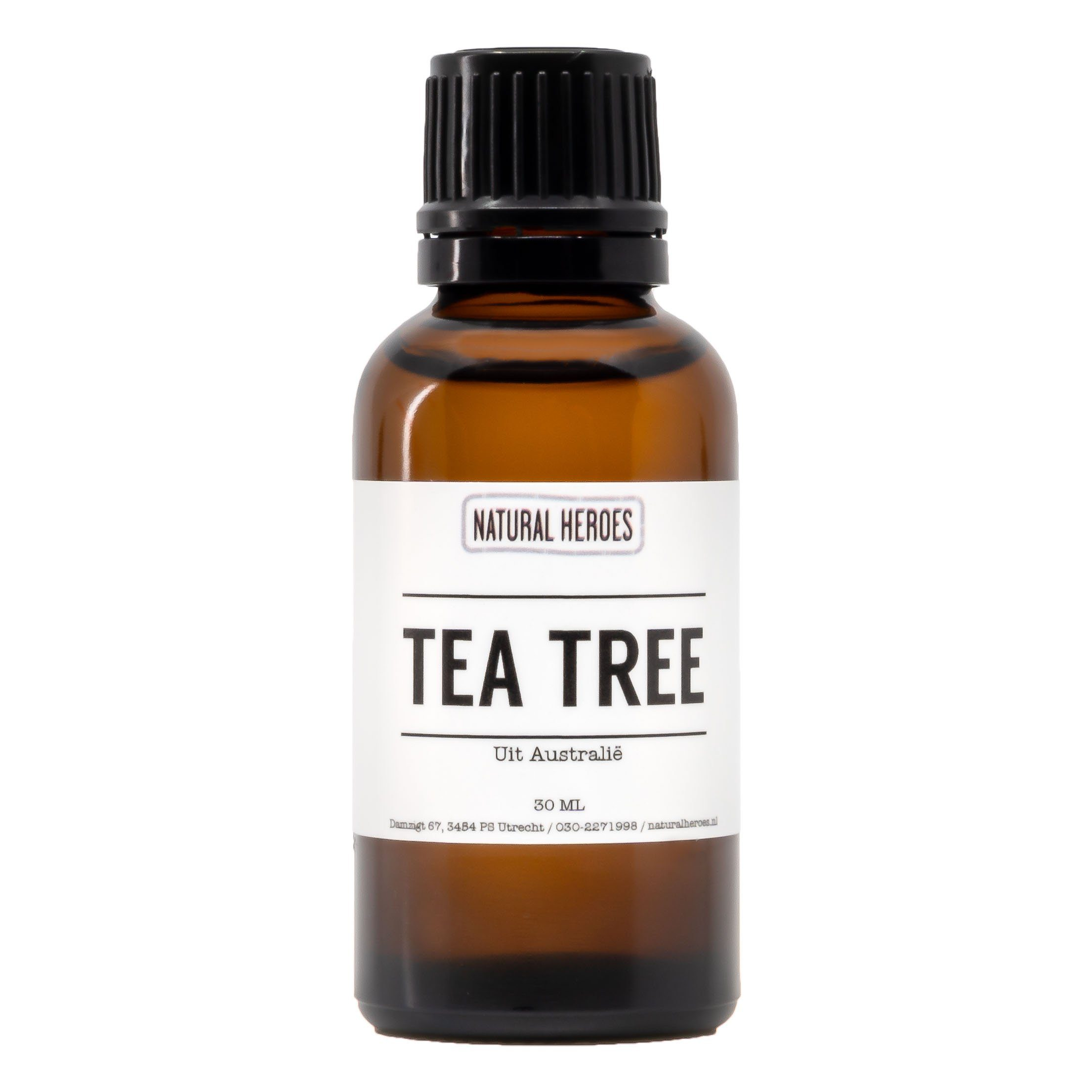 Tea Tree Olie Natural Heroes 30 ml