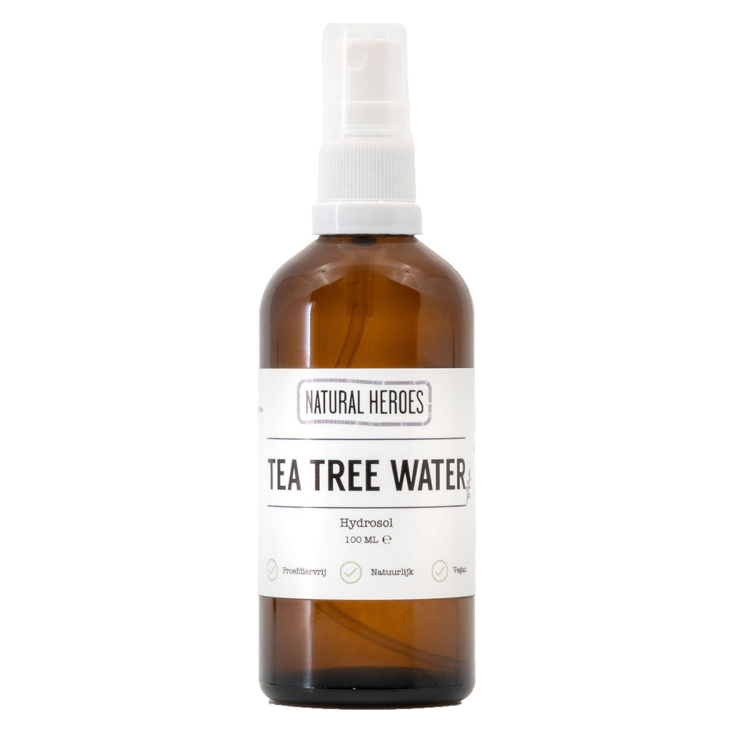 Tea Tree Water (Hydrosol) Natural Heroes