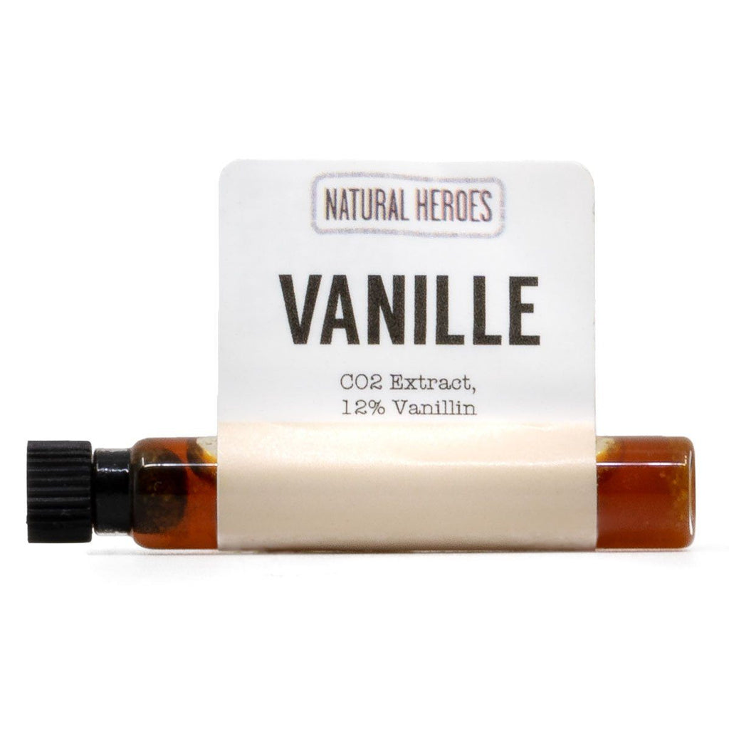 Vanille CO2 Extract (12% Vanillin) Natural Heroes