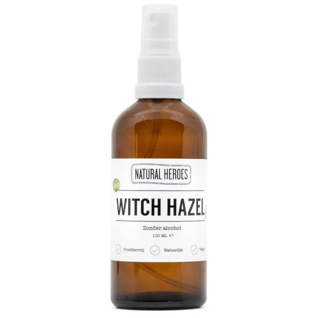 Witch Hazel - Biologisch (Zonder Alcohol) Natural Heroes