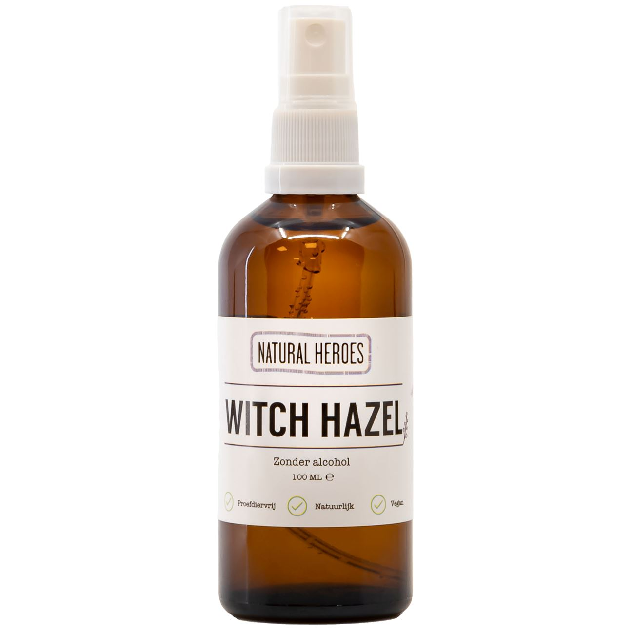 Witch Hazel (Zonder Alcohol) Natural Heroes 100 ml