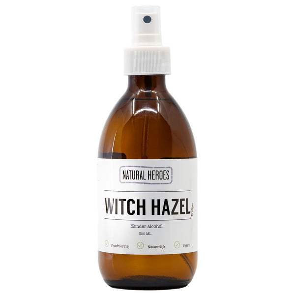 Witch Hazel (Zonder Alcohol) Natural Heroes 300 ml