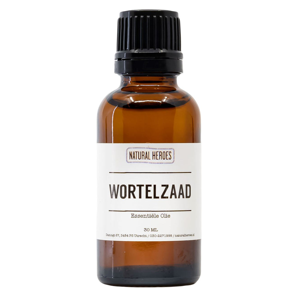 Wortelzaad Essentiële Olie Natural Heroes 30 ml