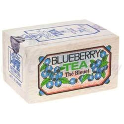 Metropolitan Tea Company - Blueberry Tea 25g Wood Box - 2 Pack
