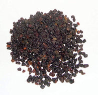 Elderberries 1 LB Bag Whole 100% Natural, Wild Crafted Kosher Berries (Sambucus nigra)