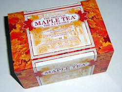 Metropolitan Tea Company Maple Black Tea Pyramid Bags 48 Per Carton