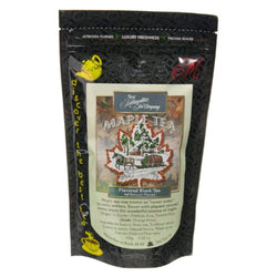 Metropolitan Tea Discovery Loose Tea Pack, Maple Flavored Black, 100gm