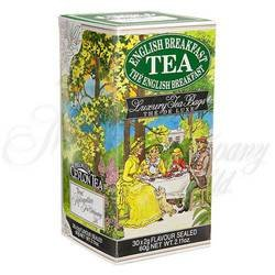 English Breakfast Tea 30 individually foil wrapped in carton