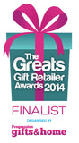 "2014 Finalist for ""Best Newcomer Scotland & the North"""