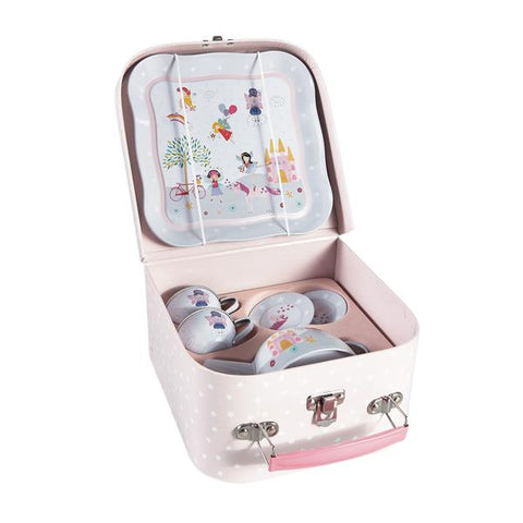 Fairy Unicorn 7 Pcs Tea Set