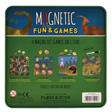 Dinosaur Magnetic Fun & Games