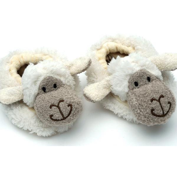 Baby Sheep Slippers