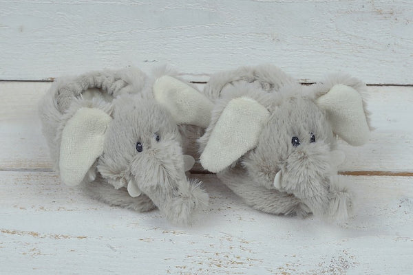 Baby Elephant Slippers