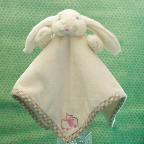 Cream Bunny Baby Soother
