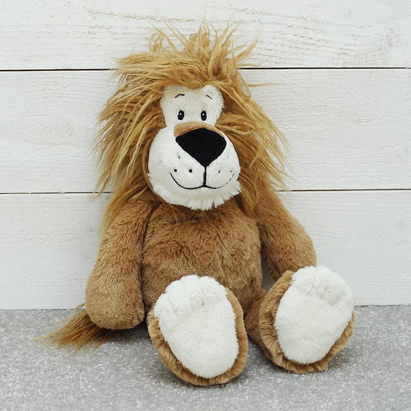 Bad Hair Day Lion Toy