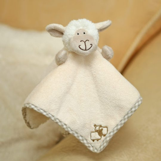 Sheep Baby Soother
