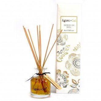 Reed Diffuser, Moroccan Roll