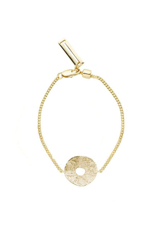 Tutti & Co Sole Bracelet Gold