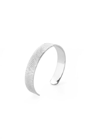 Tutti & Co Wild Bangle Silver