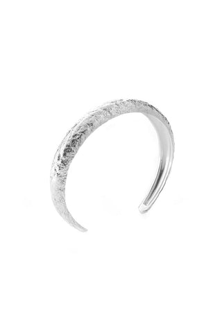 Tutti & Co Dome Bangle Silver