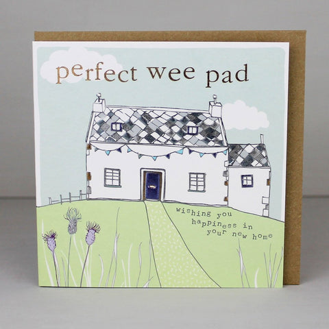Wee Pad New Home Card