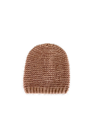 Dina Knitted Pink Hat