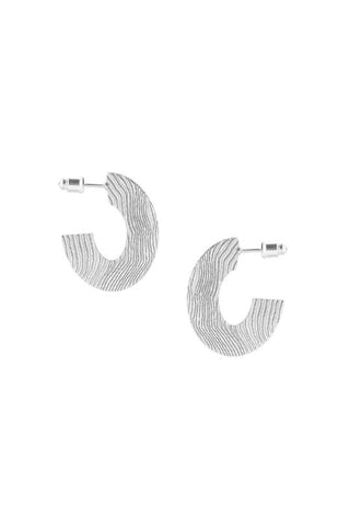 Tutti & Co Wild Earrings Silver