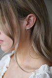 Tutti & Co Believe Earrings Silver