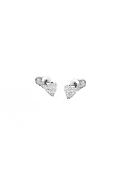 Tutti & Co Admire Earrings Silver