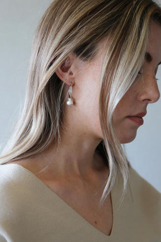 Tutti Evolve Earrings Silver