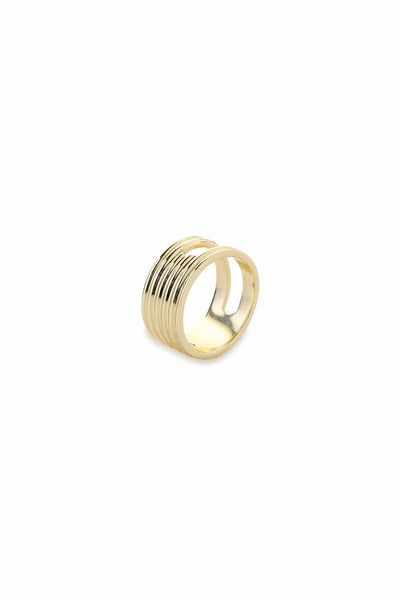 Tutti and Co Origin Ring Gold