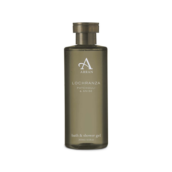 Arran Lochranza Mens Bath & Shower Gel