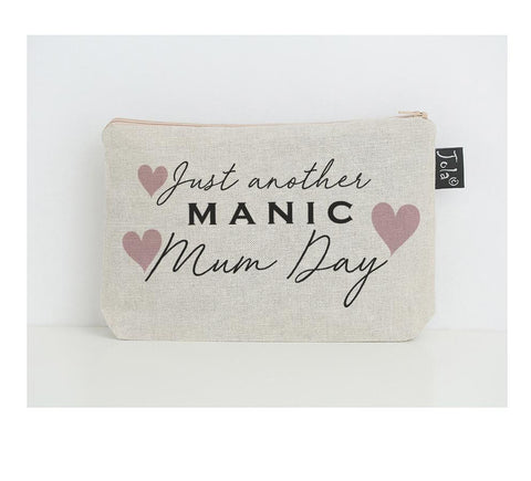 Manic Mum day Make up Bag