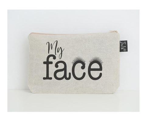 My Face Make up Bag