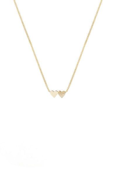 Tutti & Co Connect Necklace Gold