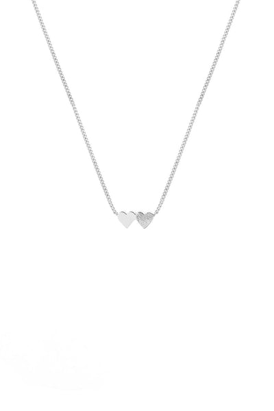 Tutti & Co Connect Necklace Silver