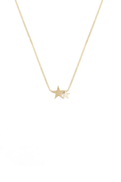 Tutti & Co Starlight Necklace Gold