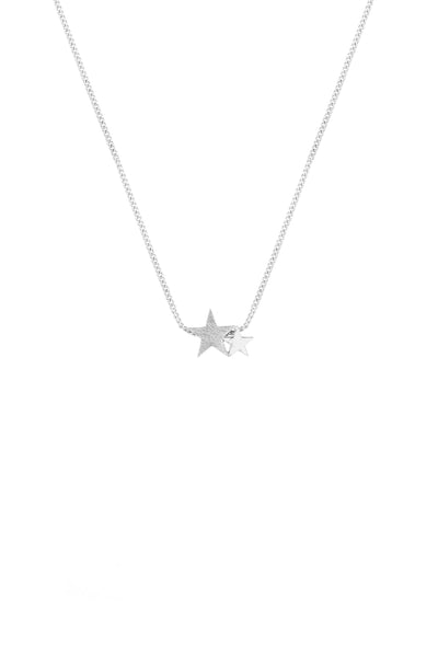 Tutti & Co Starlight Necklace Silver