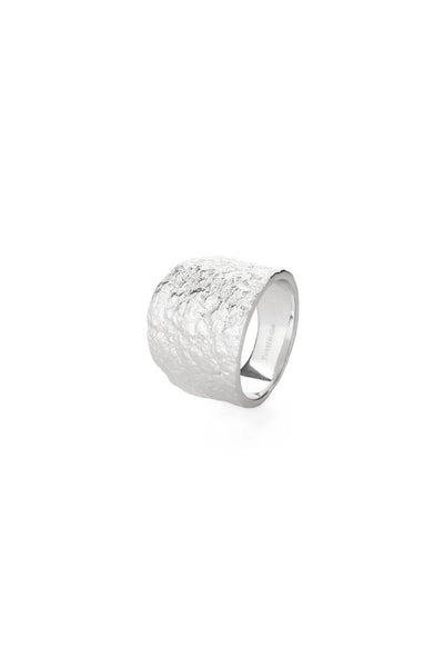 Tutti & Co Hue Ring Silver