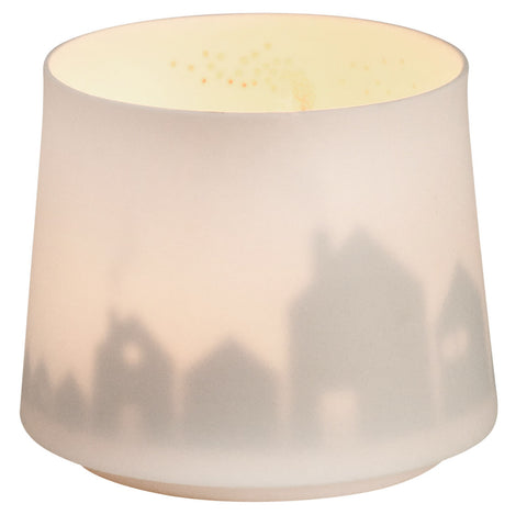 Shadow Play Votive Candle Holder