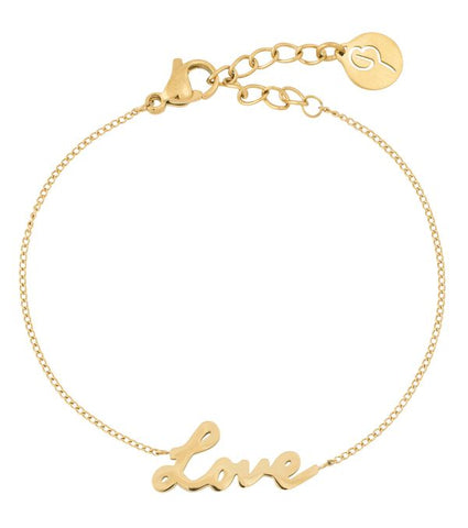 Edblad Love Bracelet Gold