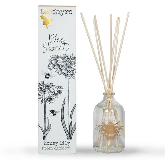 Bee Sweet Honey Lily Room Diffuser