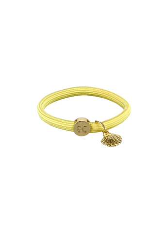 2 in 1 Bobble Bracelet Yellow