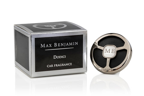 Max Benj Dodici Car Fragrance