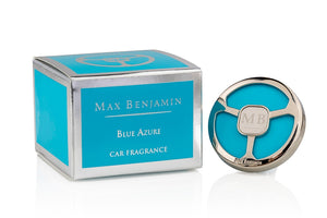 Max Benj Blue Azure Car Fragrance