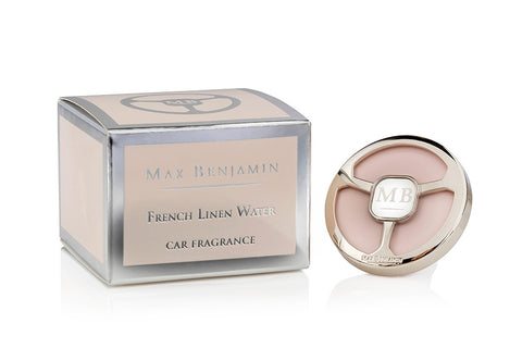 French Linen Car Fragrance