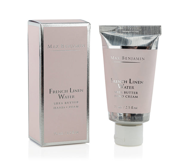 Hand Cream French Linen Water