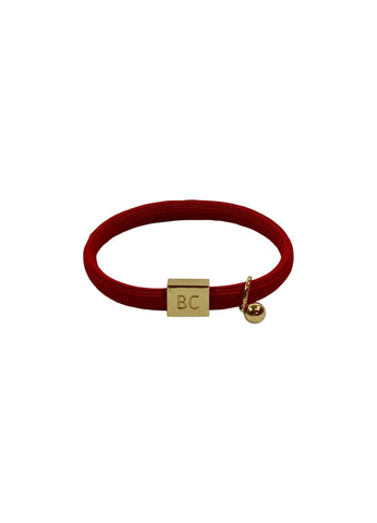 2 in 1 Bobble Bracelet Red
